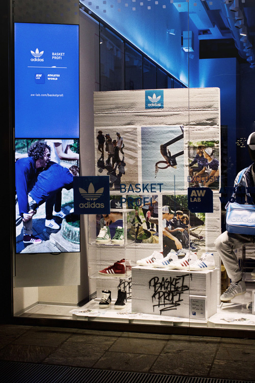 adidas x aw lab shopwindow